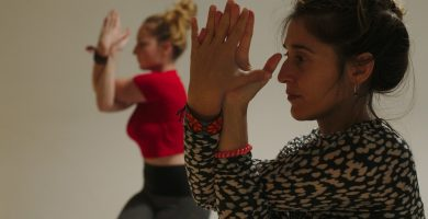 Alquiler Salas Yoga Barcelona