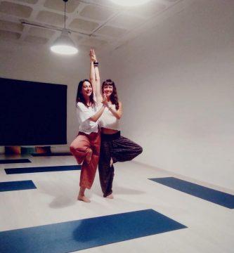 Martina y yo Alquiler Salas Yoga Barcelona