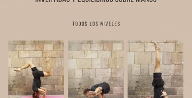 WORKSHOP EQUILIBRIOS SOBRE MANOS E INVERTIDAS