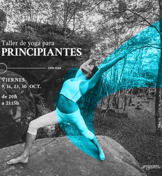TALLER_RINCIPIANTES_ISSA (1) Yoga Gracia Barcelona