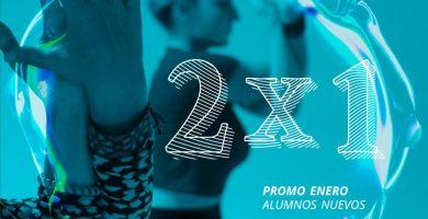 promo_enero_2x1 Yoga Gracia Barcelona